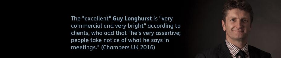 Photo of Guy Longhurst