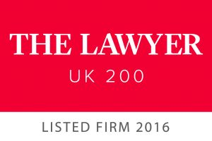 Research announces Ellisons as one of the UK's Top 200 independent Law Firms