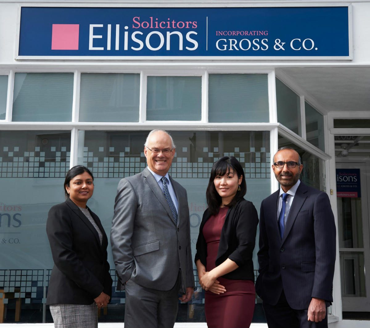 Ellisons Solicitors Incorporating Gross & Co. Expands Its